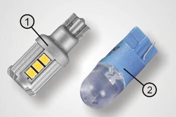 LED-Stecksockellampen