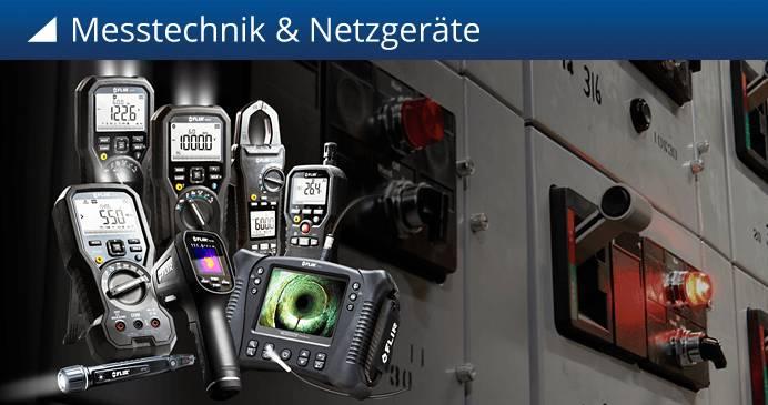 Messtechnik & Netzgeräte