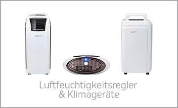 Sygonix Luftfeuchtigkeitsregler & Klimageräte