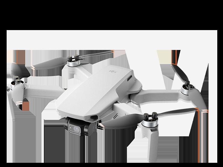 DJI Quadrocopter