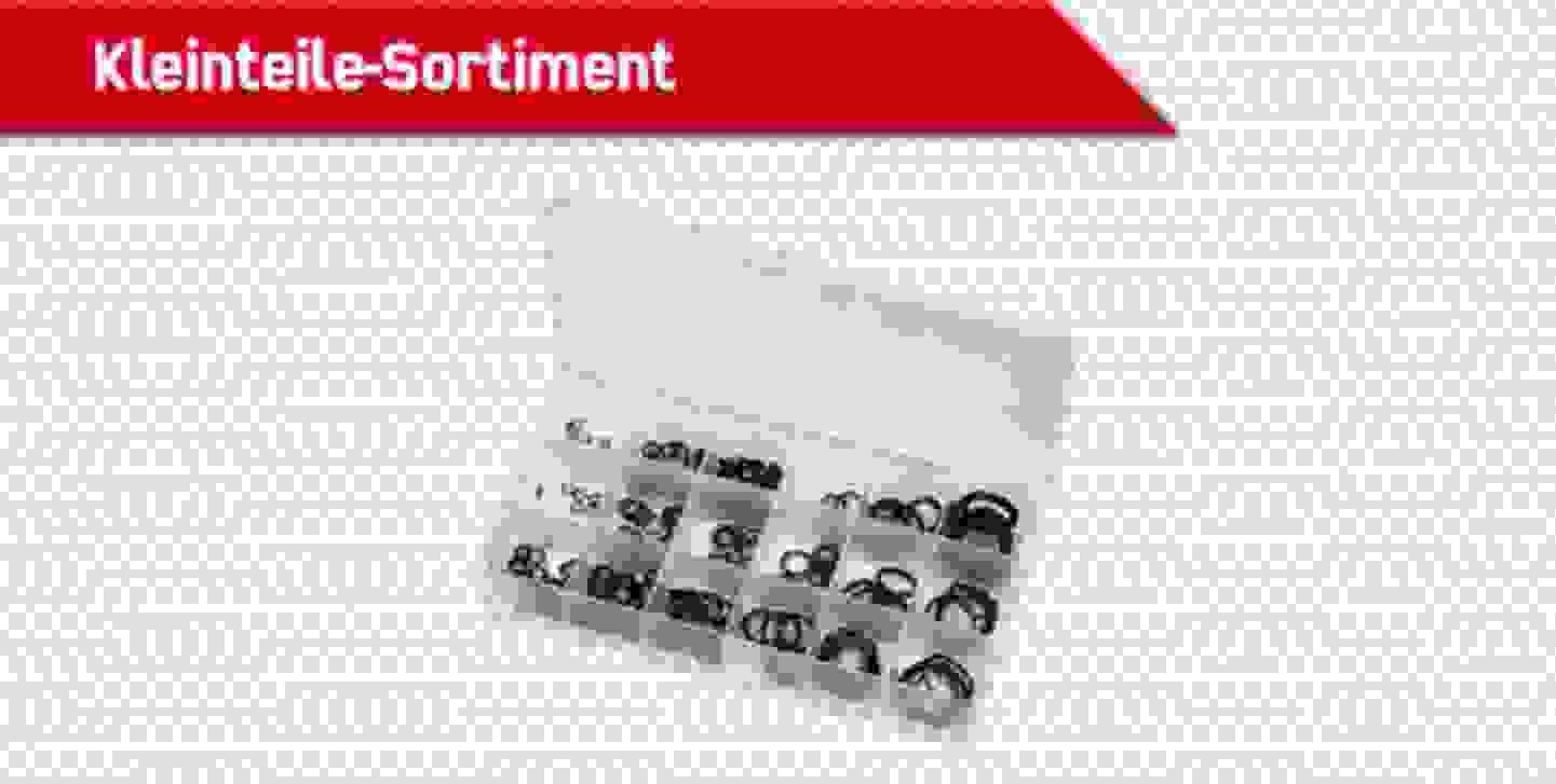 TOOLCRAFT Kleinteile-Sortiment