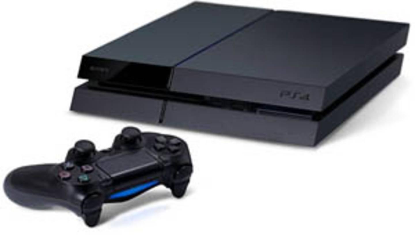 PS4 mit Dualshock Controller