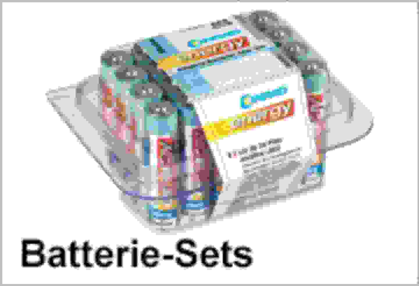 Conrad Energy Batterie-Sets