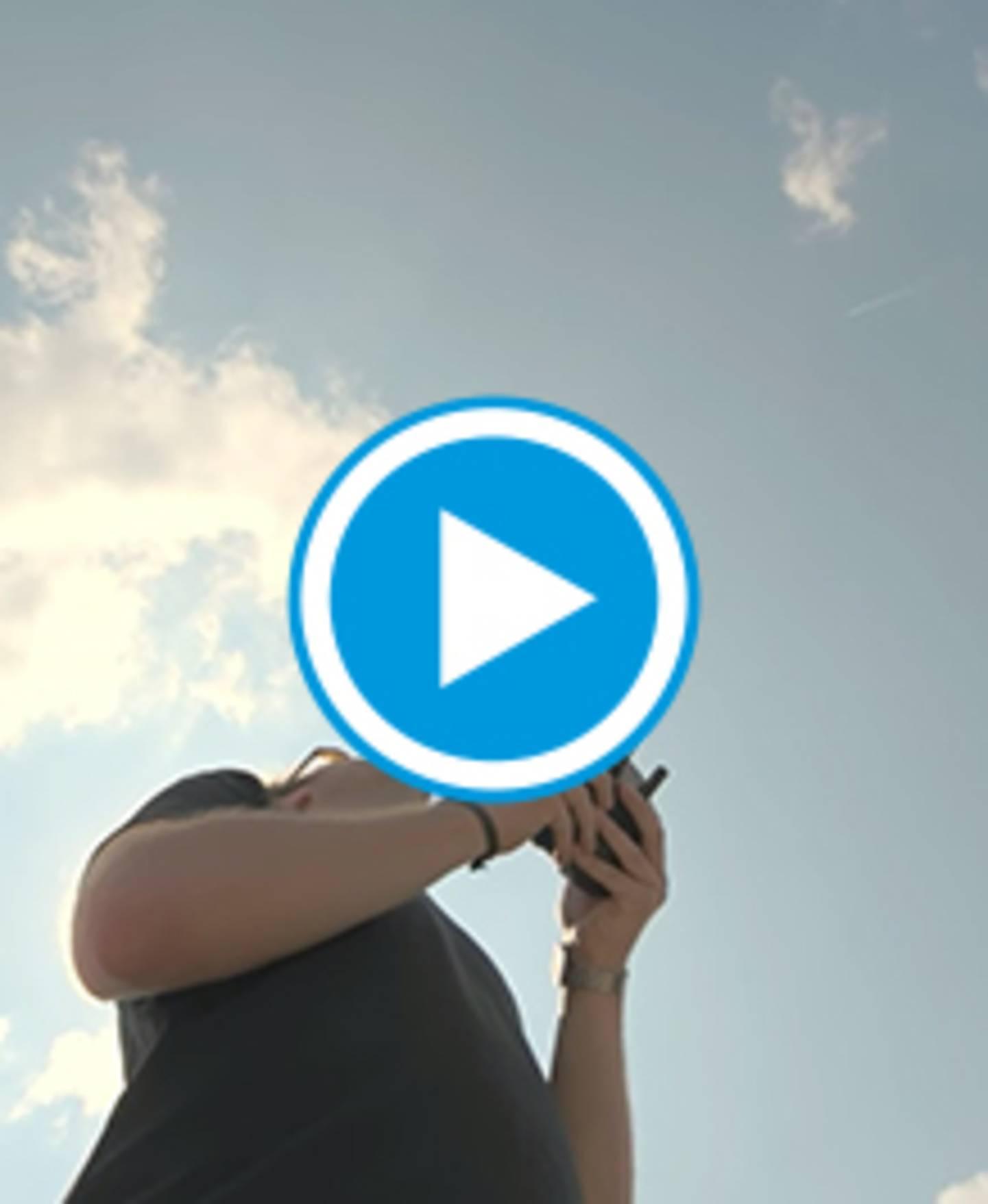 MantisQ - Drone pliable avec caméra et commande vocale - vidéo point of Interest