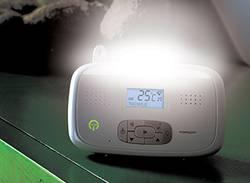 Babyphone mit Nachtlicht