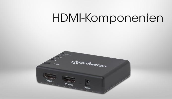 HDMI-Komponenten