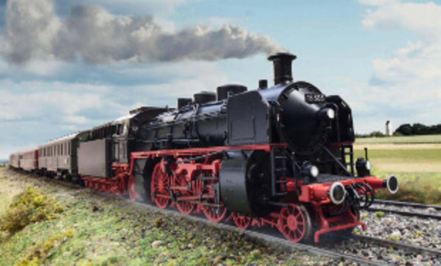 Dampflok Modellbahn