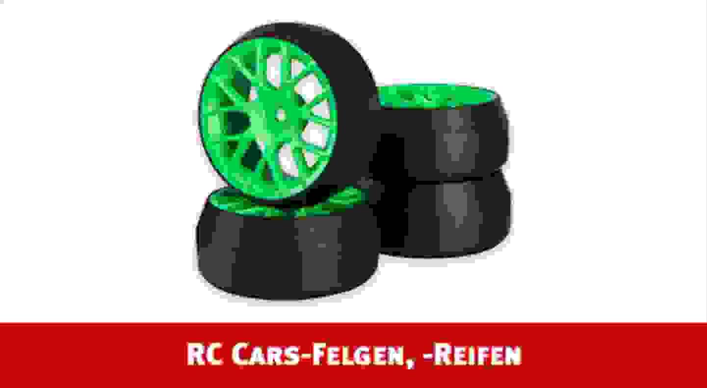 RC Cars-Felgen,-Reifen