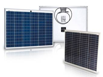 Solarmodule für kleine Solaranlagen