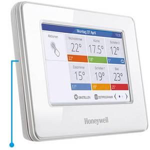 Zentrale Bedieneinheit mit Touch-Display