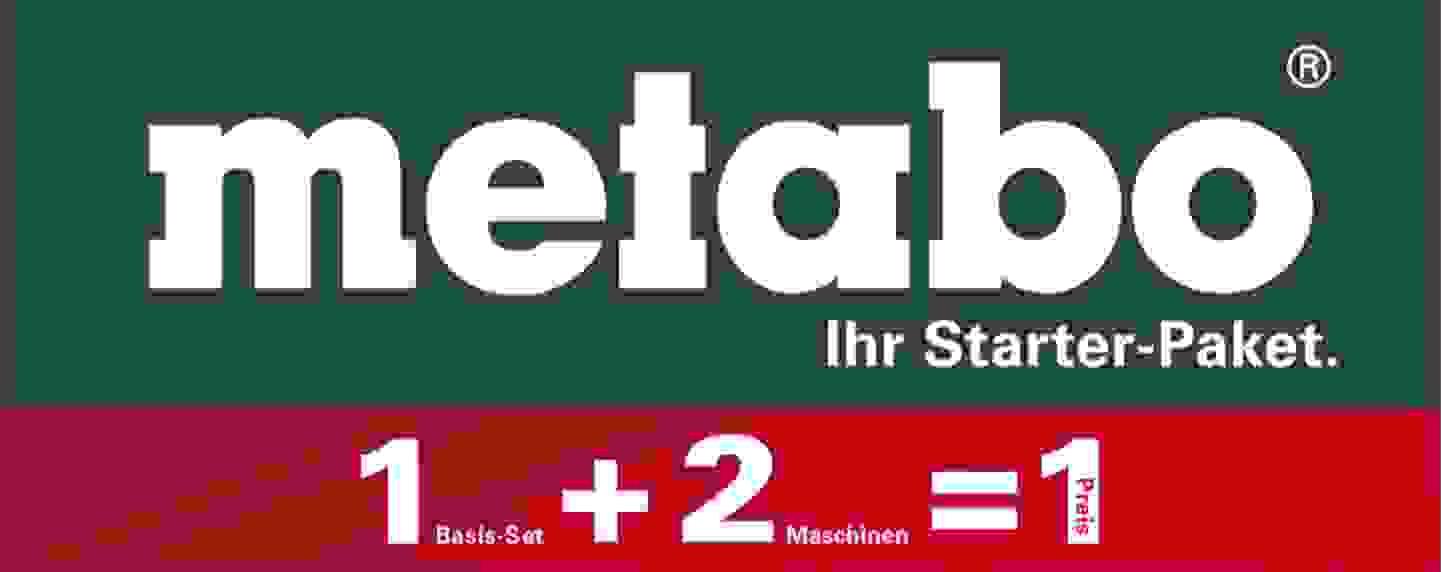 Metabo Starter-Paket