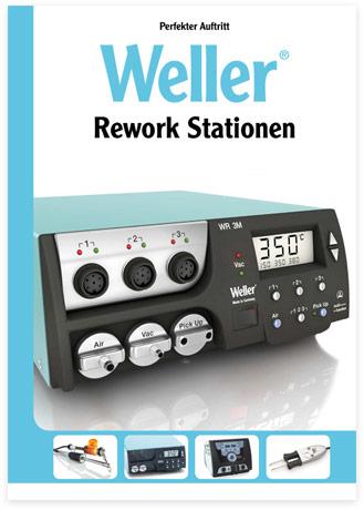 Weller-Rework-Stationen