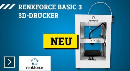 Renkforce Basic 3
