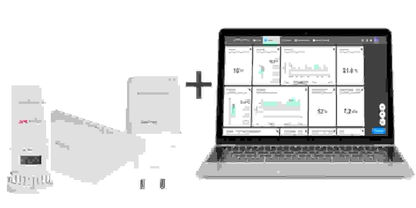 Conrad Connect und die Sensoren von Mobile Alerts liefern gemeinsam smarte Lösungen in den Serverraäumen