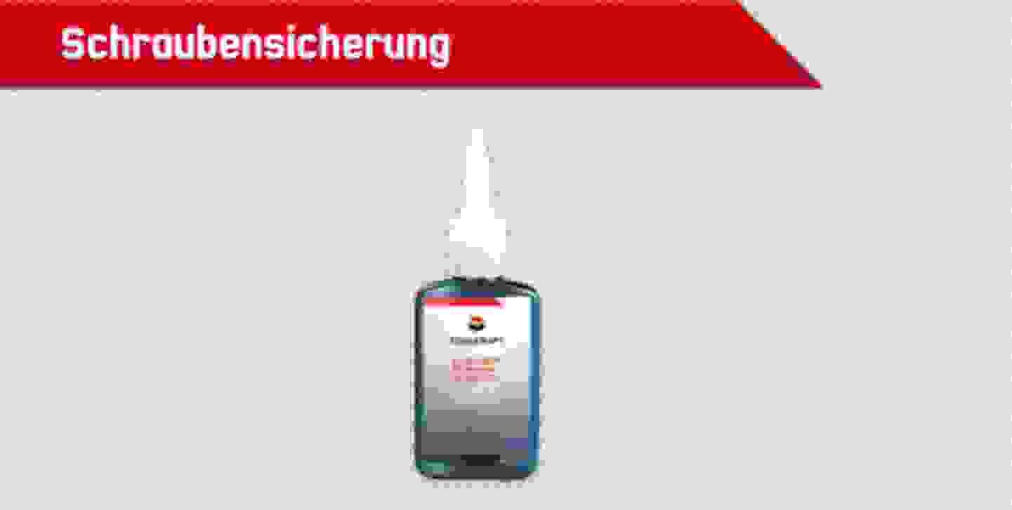 TOOLCRAFT Schraubensicherung