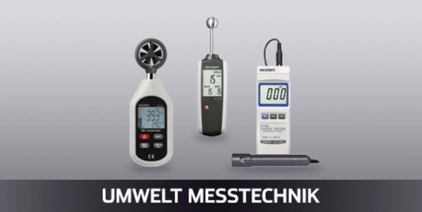VOLTCRAFT Umwelt Messtechnik