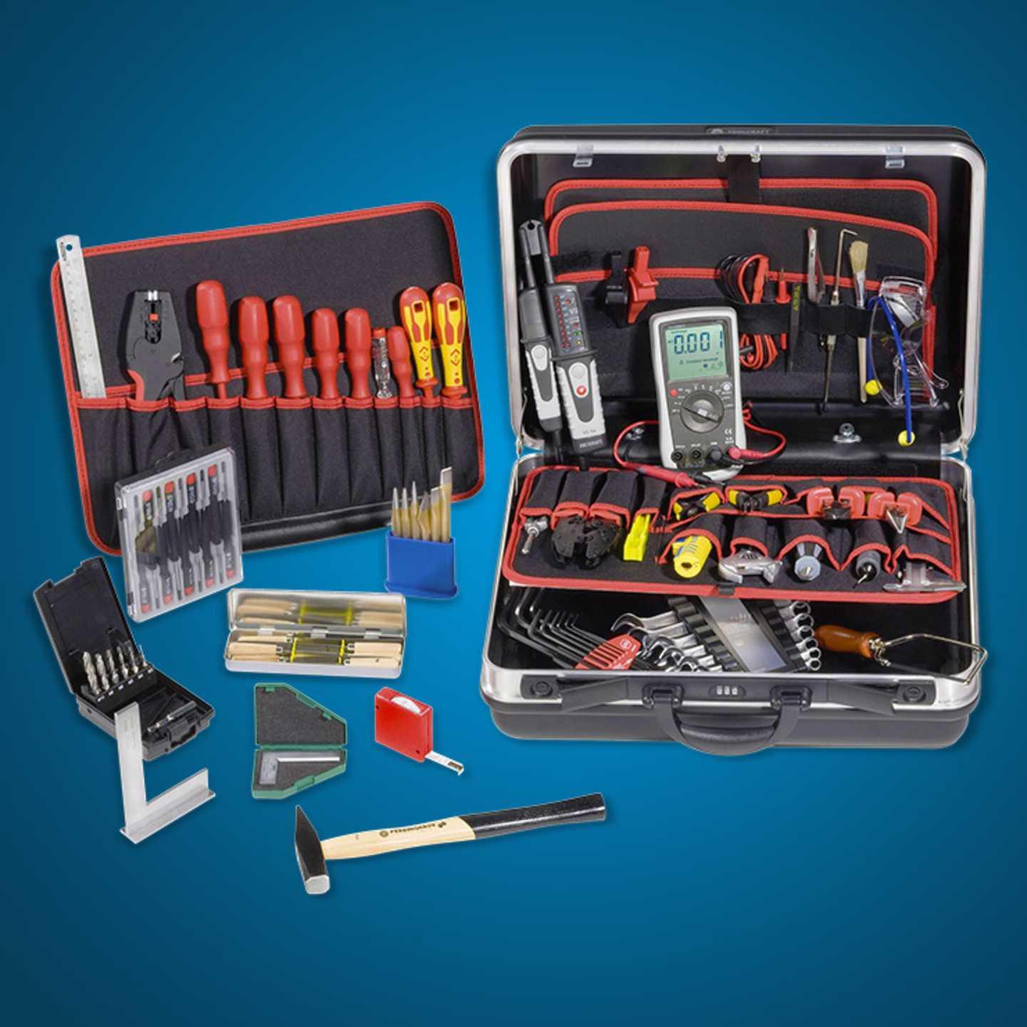 Toolcraft - Werkzeugkoffer »