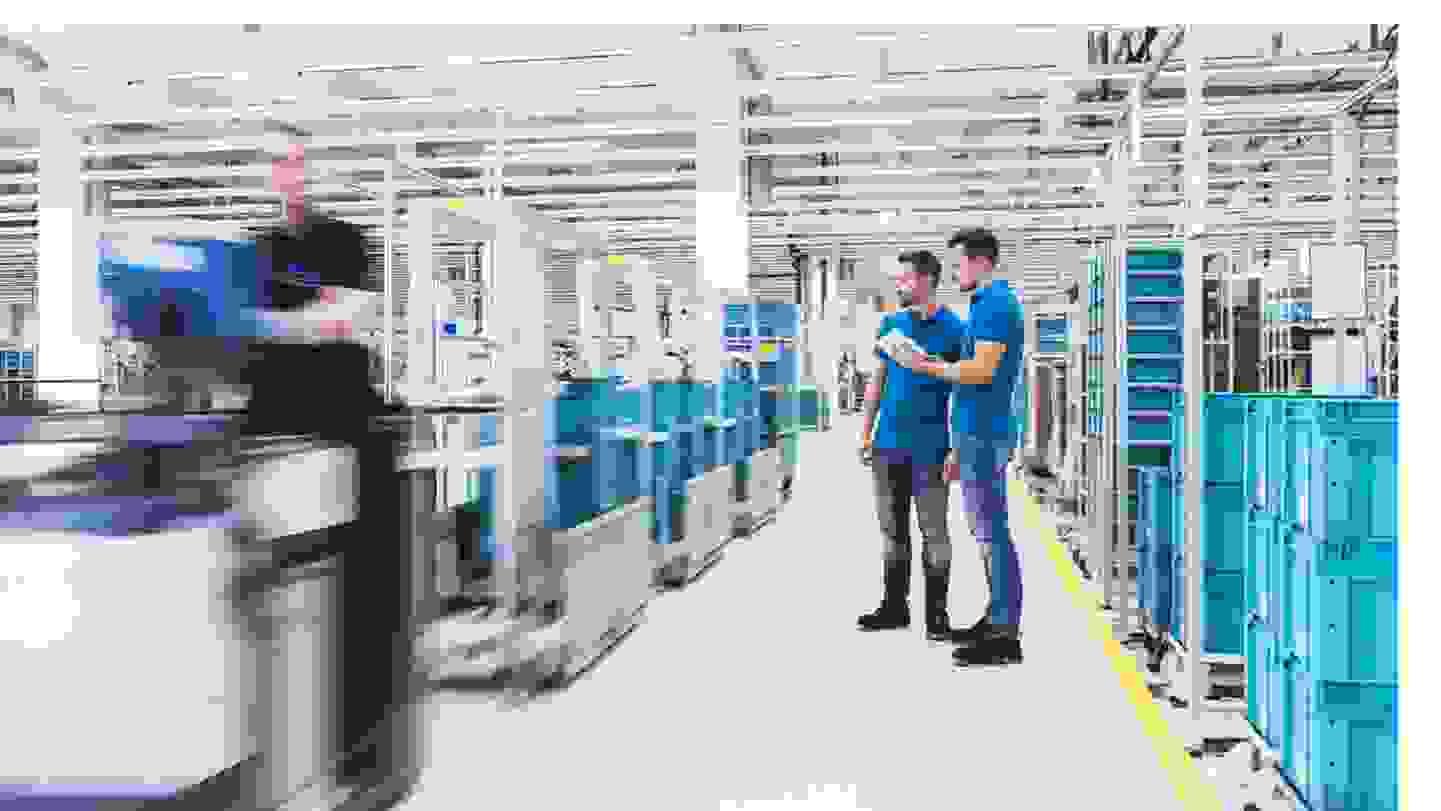 Intelligente Prozessautomatisierung