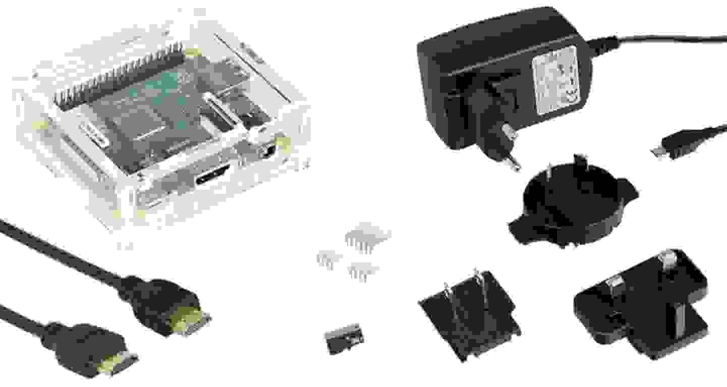 Makerfactory - Raspberry Pi® 3 Model A+ Starter Set