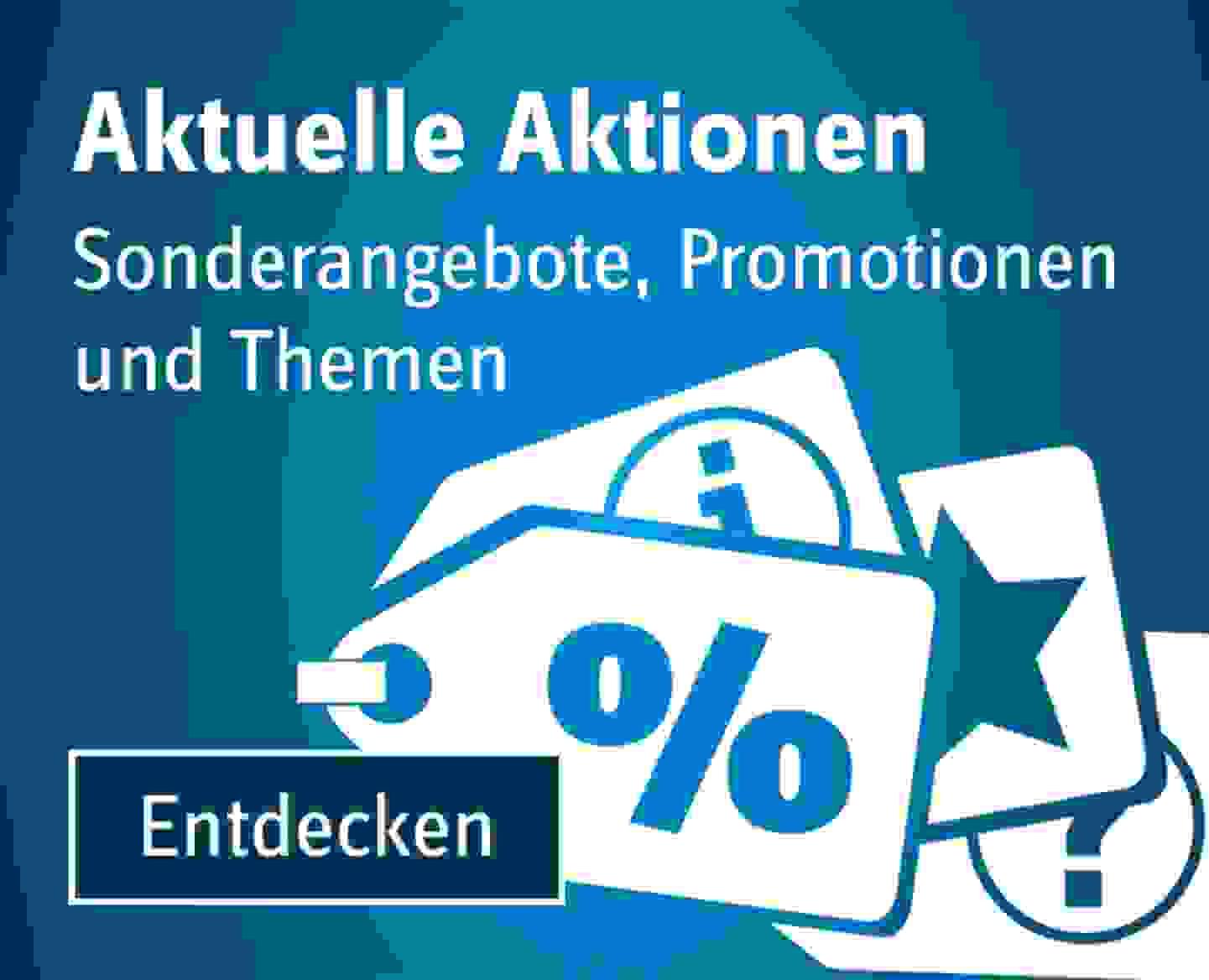Promotionen, Angebote & Aktionen - Jetzt entdecken & profitieren »