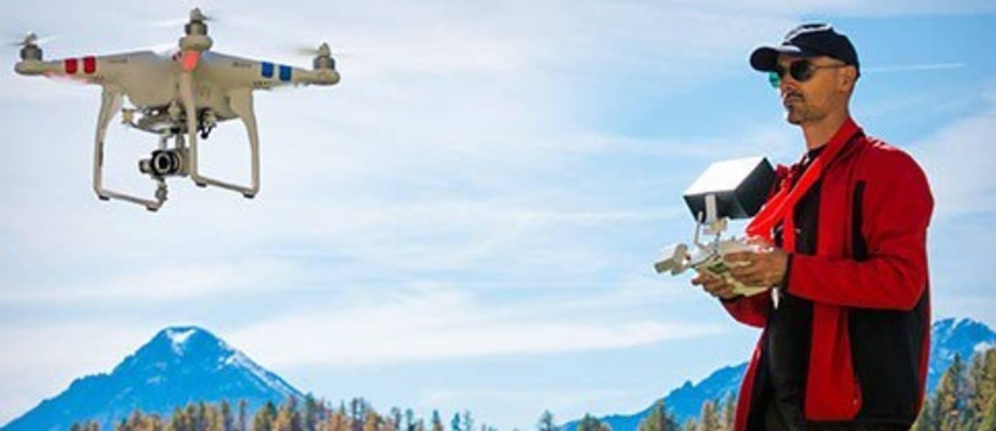 Quadrocopter-Kurs