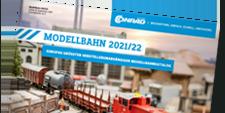 Entdecken Sie den neuen Modellbahn Katalog 2021/2022