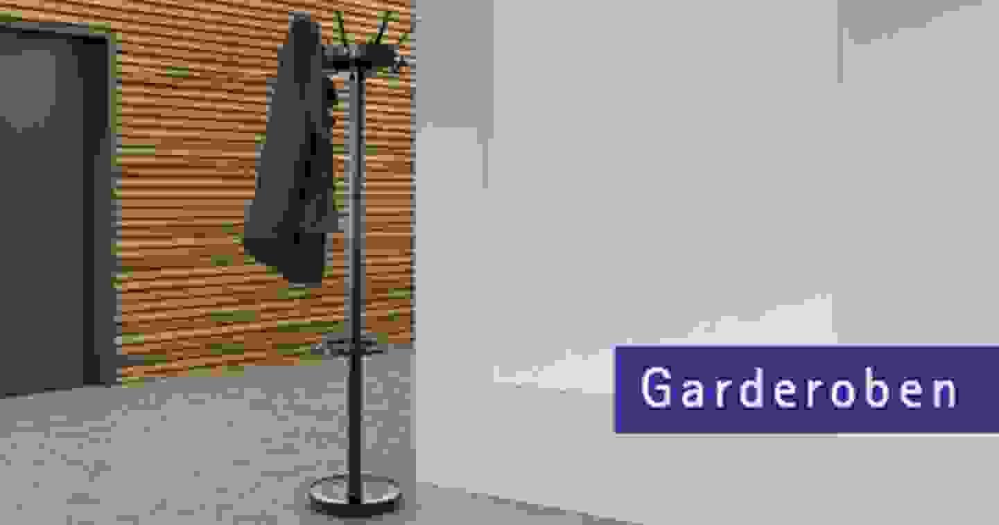 Garderoben