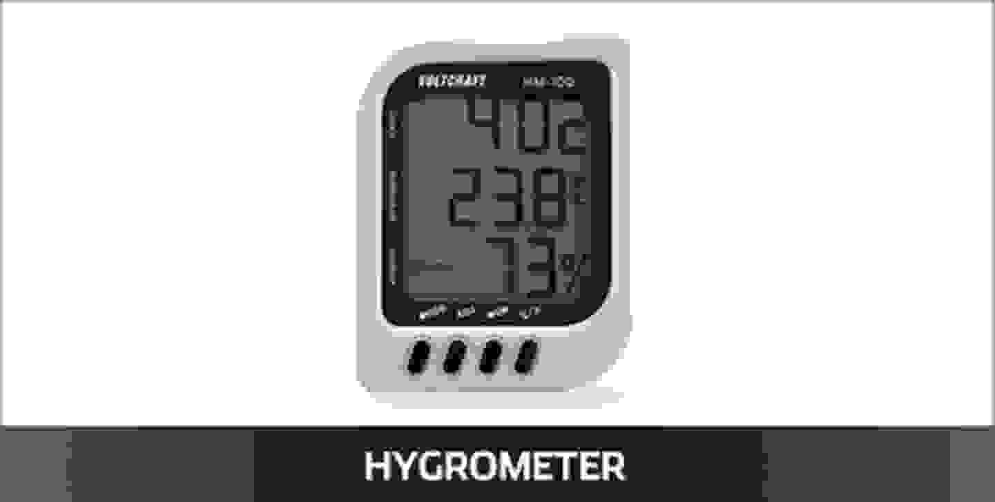 Voltcraft Hygrometer