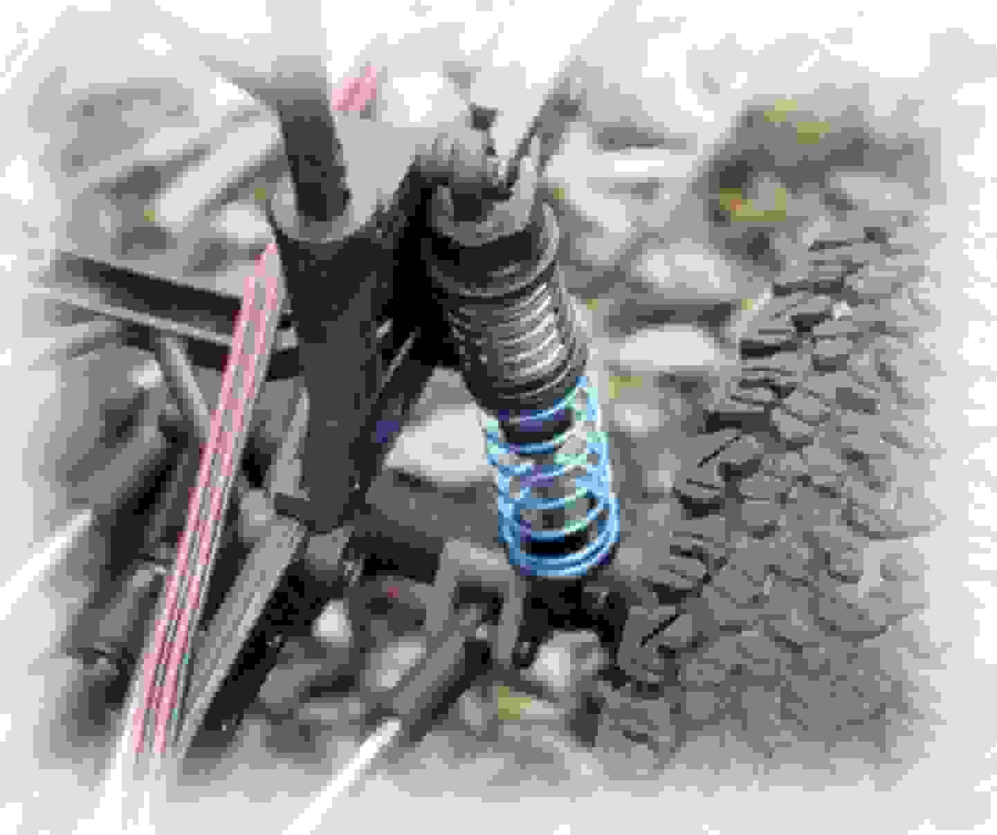 Öldruckstoßdämpfer