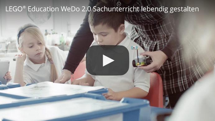 LEGO WeDo 2.0 von LEGO education: Spaß mit Lego in der Schule