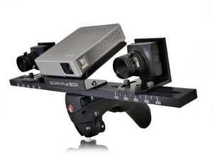 3D-Scanner bei Conrad