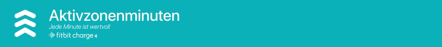 Fitbit Aktivzonenminuten