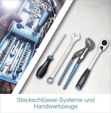 Steckschlüssel-Systeme