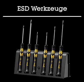 ESD Werkzeuge