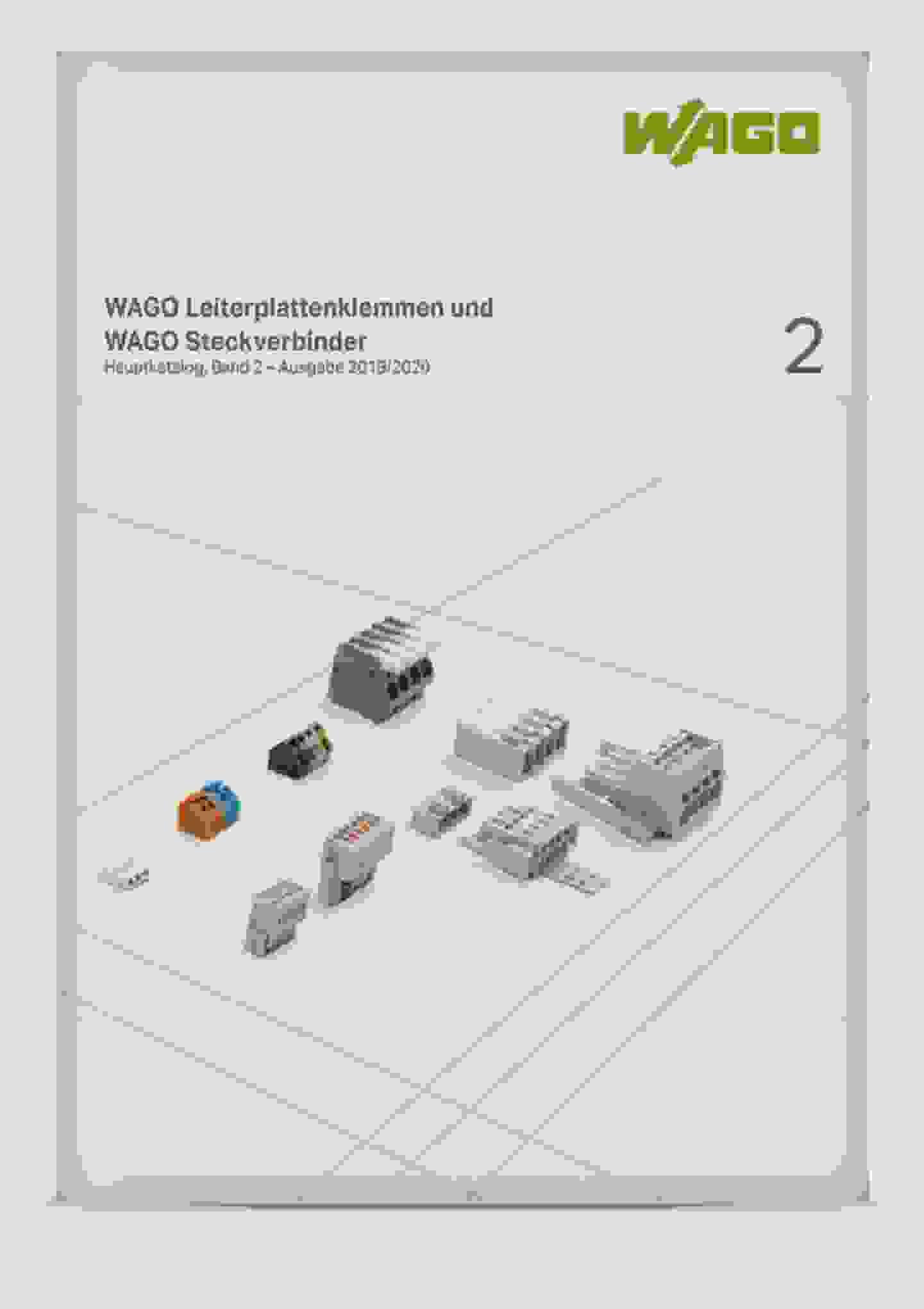 Wago Videos und Kataloge
