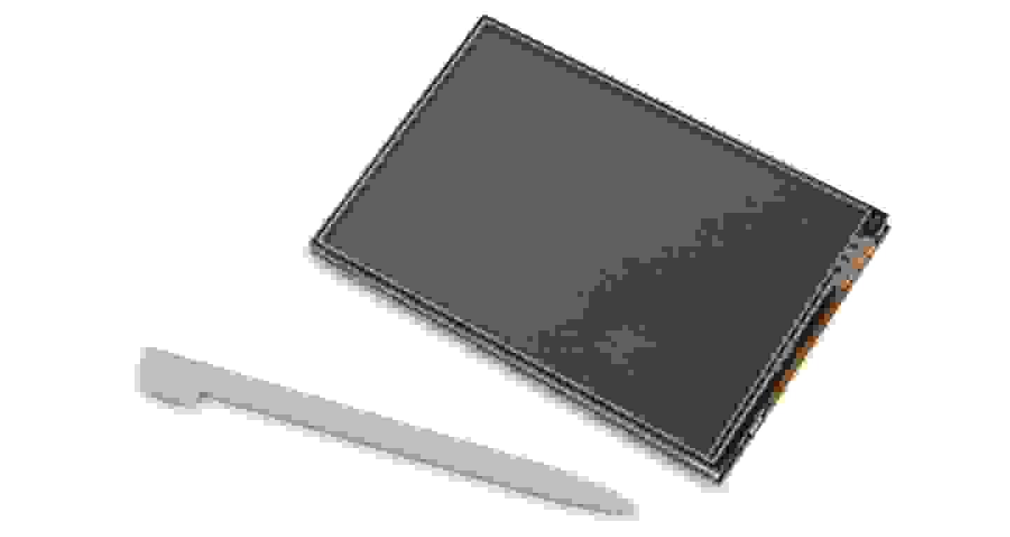 Makerfactory - Touchscreen für Raspberry Pi®