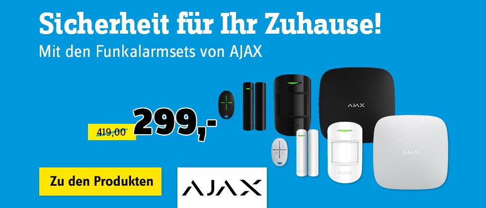 Ajax Alarmanlagen