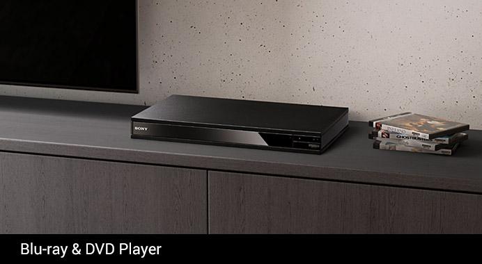Sony Blu-ray & DVD Player