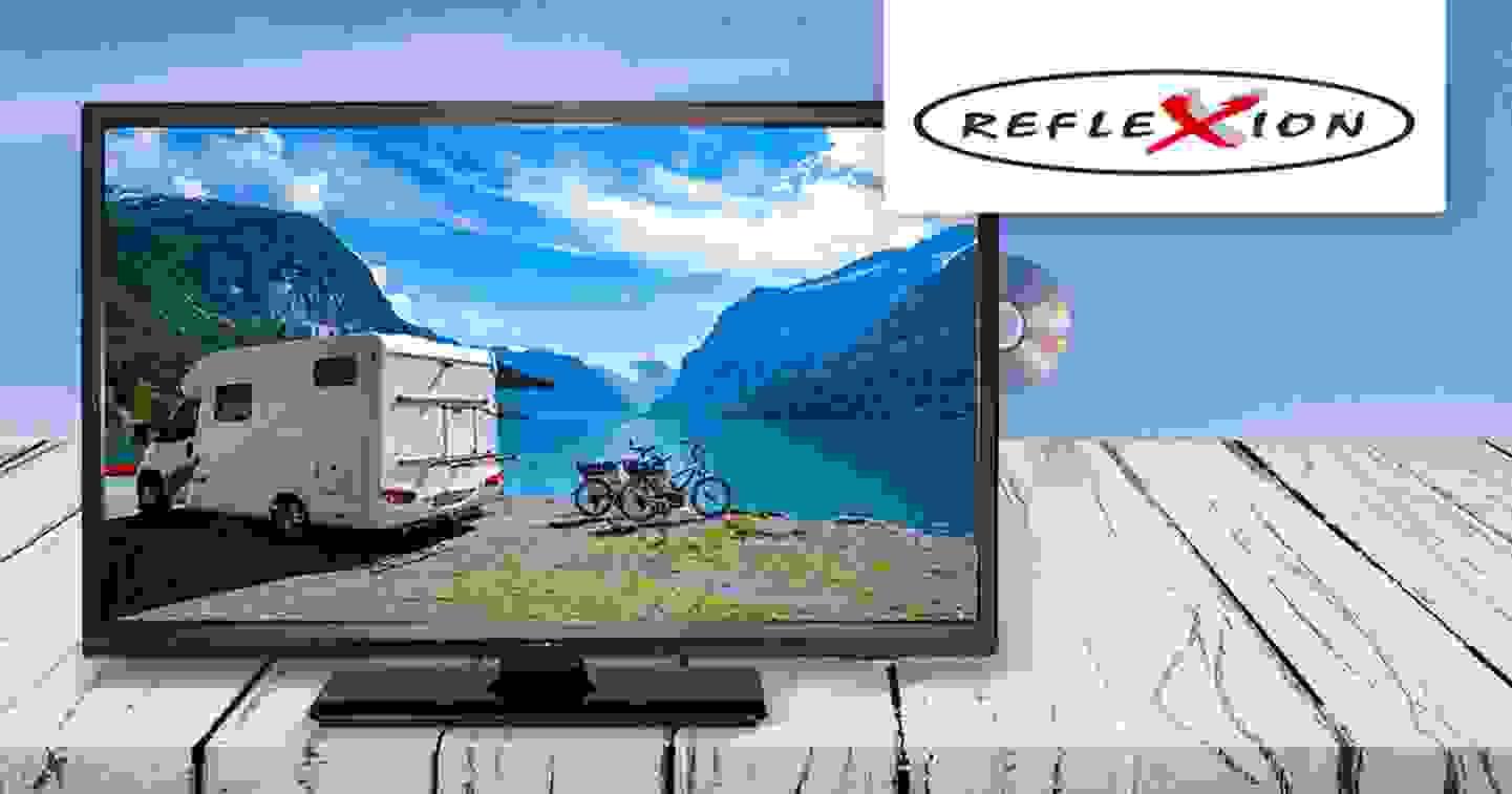 """Reflexion - TV LED LDDW19N 47 cm 19"""""""