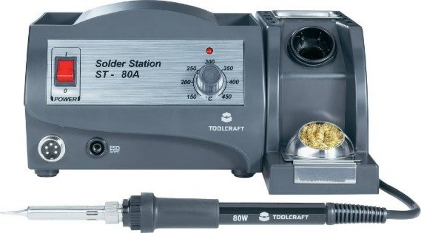 analogue soldering station;
