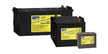 Blygelbatterier