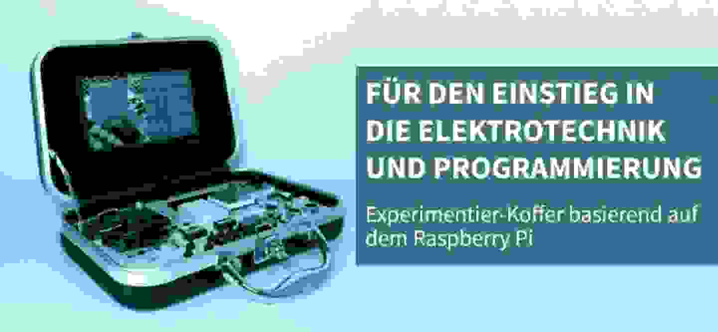 Experimentier-Koffer
