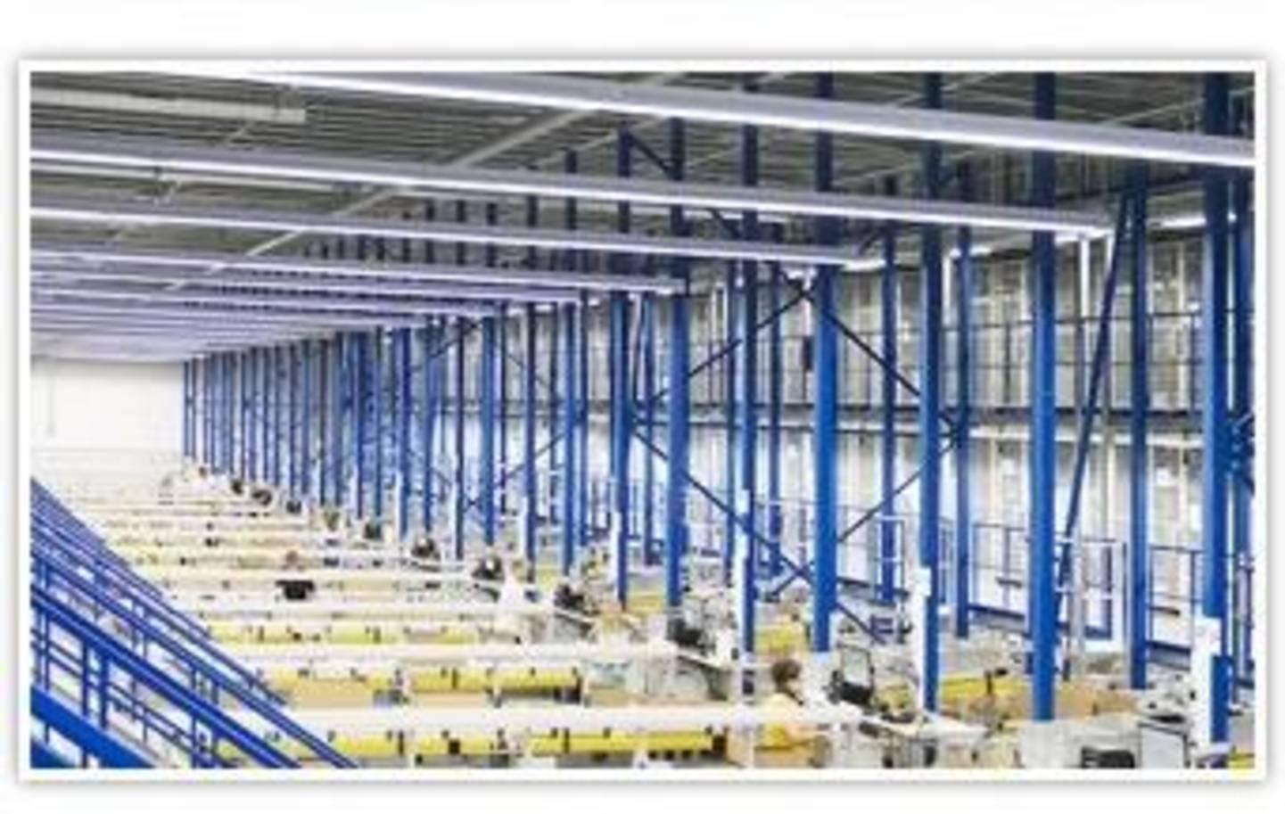 Conrad - Logistikzentrum