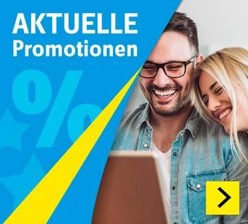 Aktuelle Promotionen - Jetzt profitieren »