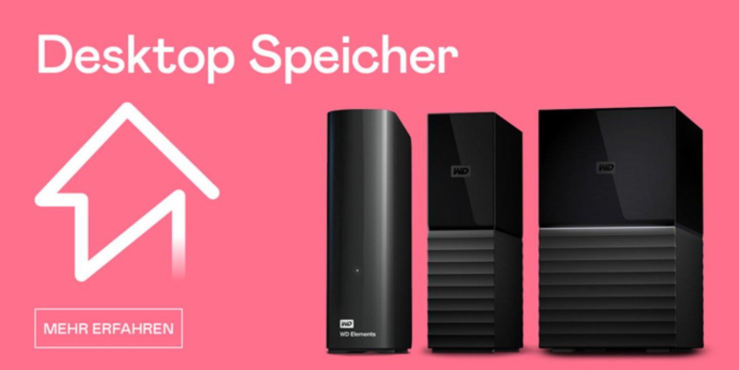 Desktop Speicher