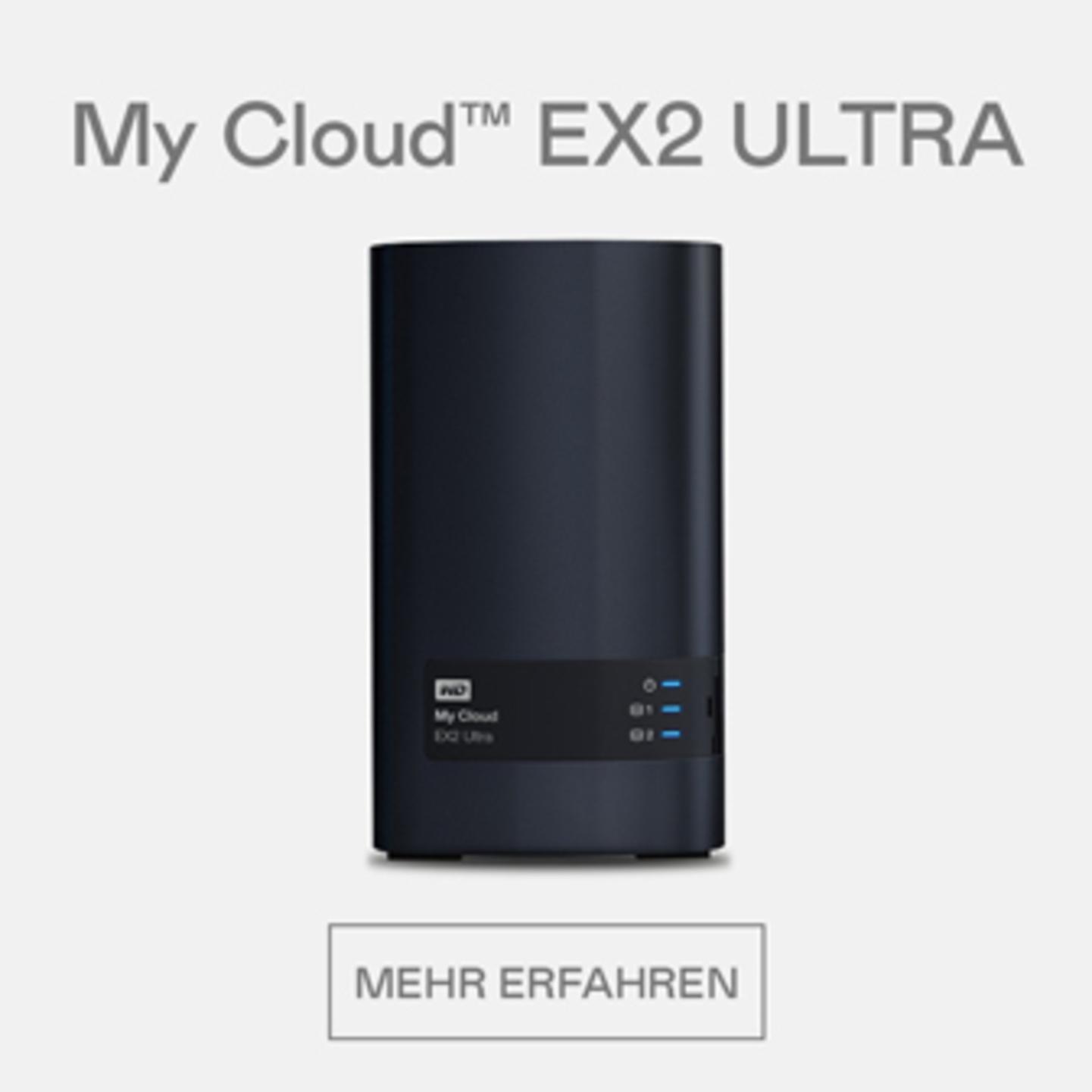 My Cloud EX2 Ultra