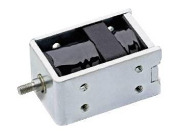 Hubmagnet bidirektional mit Eisenmagnet