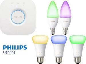 Philips Hue Lightning System