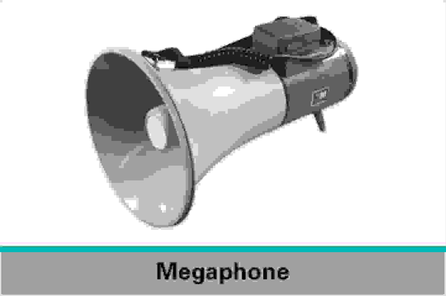 Speaka Professional Megafone