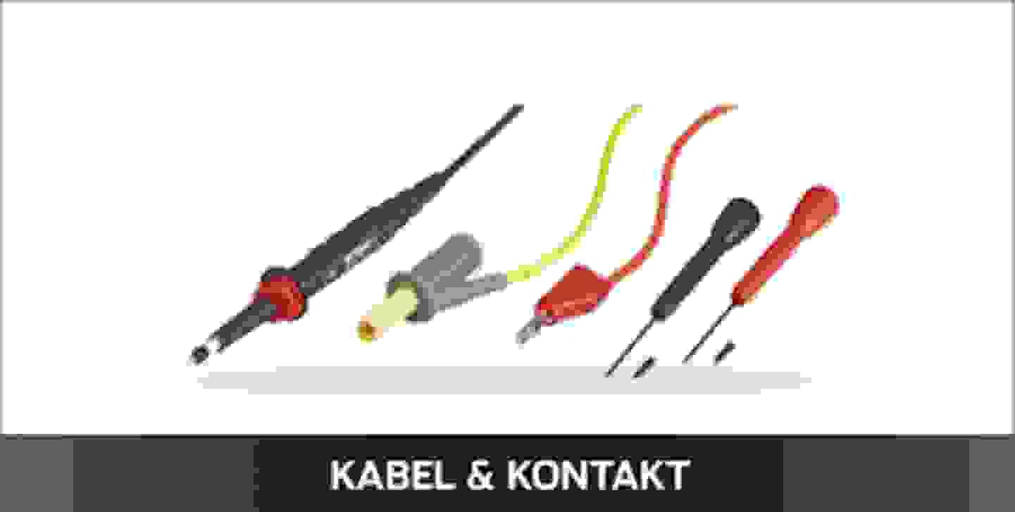 VOLTCRAFT Kabel und Kontakt